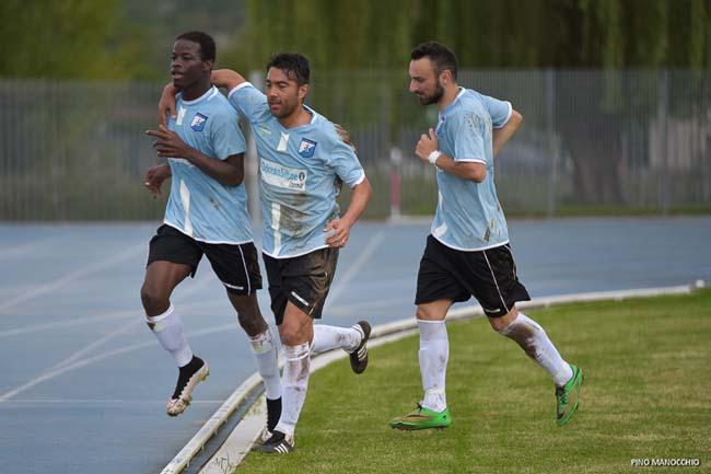 Calcio, Isernia-Spinete 6-2