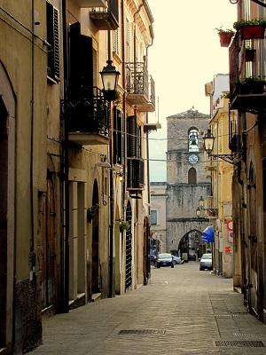Isernia centro storico