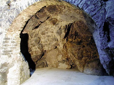 S. Antonio sotterraneo a Campobasso