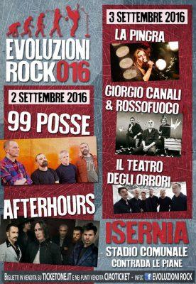 Evoluzioni Rock Festival