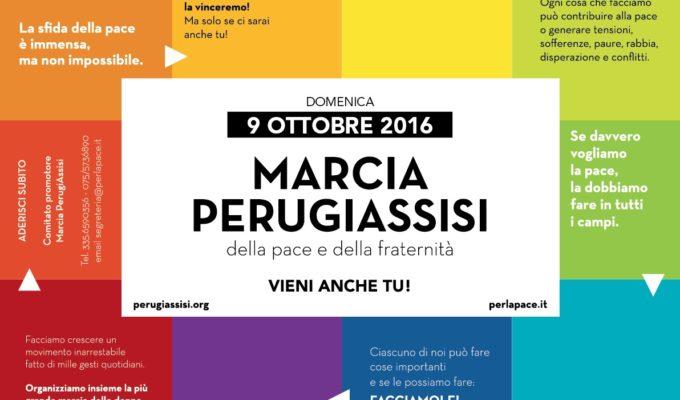 Marcia della Pace del 9 ottobre