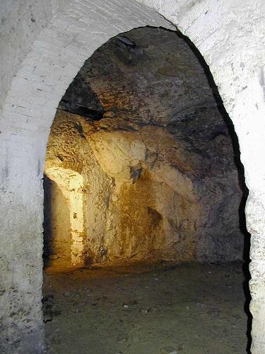 ex Carcere sotterranei Campobasso