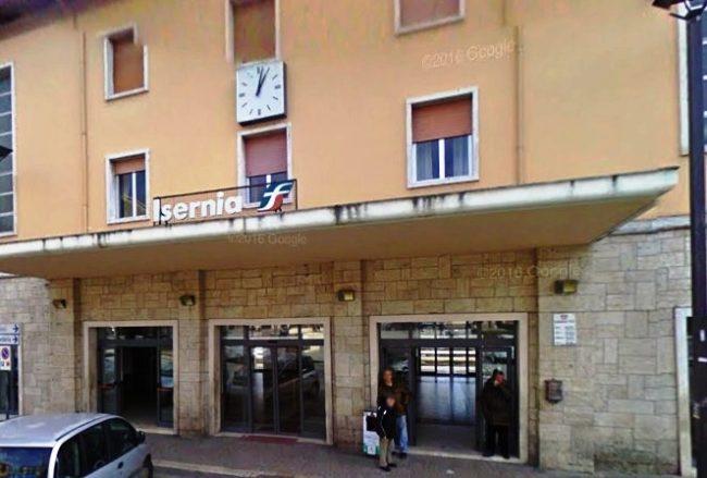 Stazione Isernia