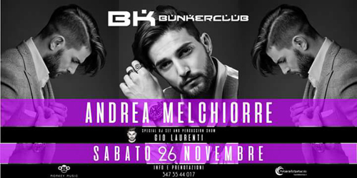 Andrea Melchiorre - Bunker Club