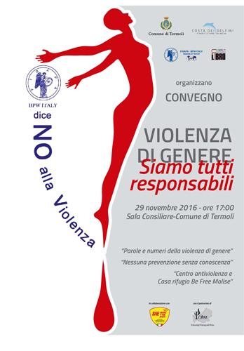 convegno violenza di genere