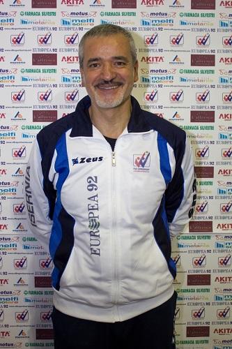 1° allenatore Montemurro Francesco