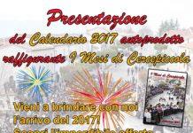 I Mesi di Cercepiccola, il 31 dicembre la presentazione del calendario 2017