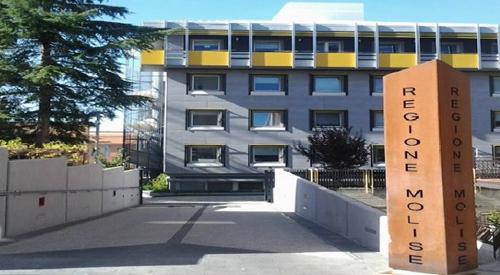 Molise Palazzo Regione