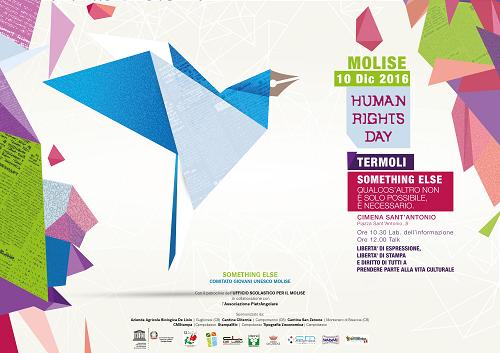 Giornata mondiale dei diritti umani: ecco