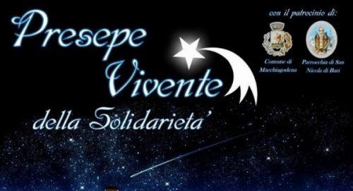 Macchiagodena celebra il suo Presepe Vivente della Solidarietà