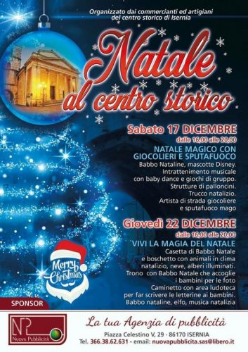 Natale al centro storico