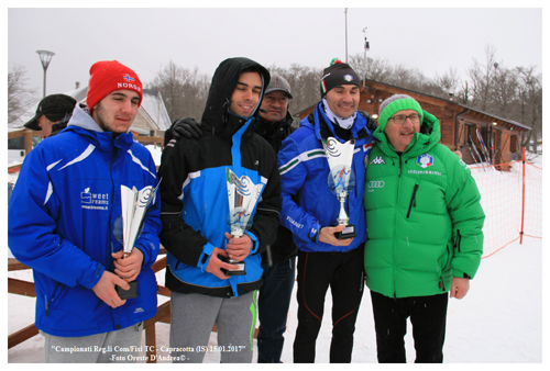 Campionato regionali sci di fondo a Capracotta