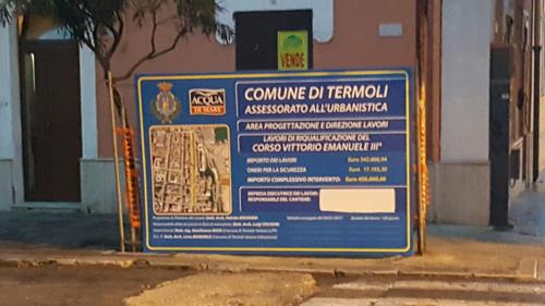 Corso Vittorio Emanuele III Termoli