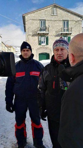 Candido Paglione intervistato dal Tg2