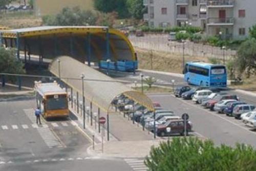 Terminal bus illuminazione Termoli