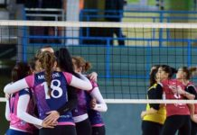 Volley, Europea 92 Isernia