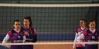 Volleyro Casal de' Pazzi – Europea 92 Isernia 3-0