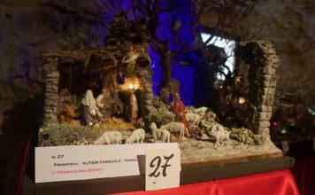 Termoli - presepe vincitore Mostra di natività al Castello Svevo