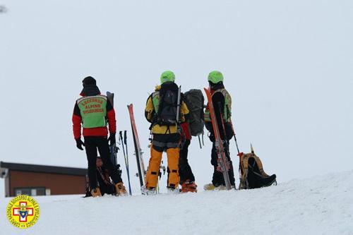 interventi Soccorso Alpino in Molise