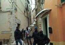 migranti pulizie strade Campobasso