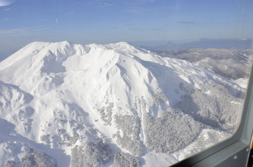 montagna Massiccio del Matese
