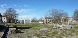 sito storico di Saepinum-Altilia