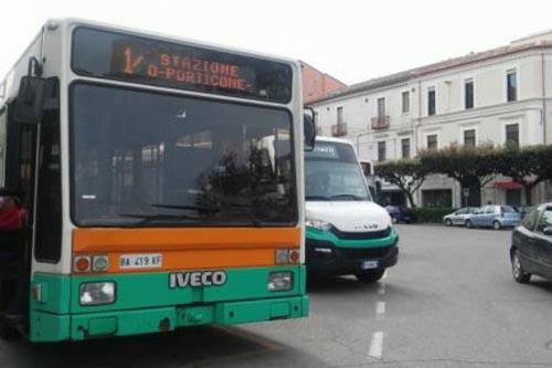 trasporti pubblici Termoli