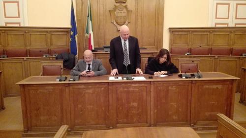 Campobasso, l'Amministrazione Comunale incontra le associazioni di Protezione Civile