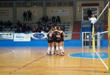 Sim One Termoli Pallavolo-Axa Lanni Venafro Volley 3-1