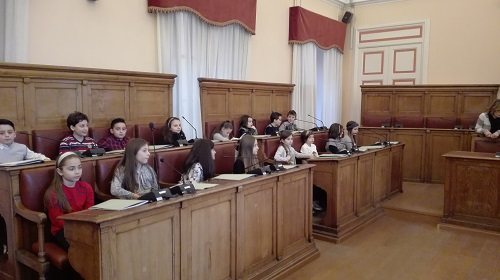 consiglio comunale dei bambini e bambine