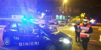 foto controlli Carabinieri
