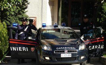 foto volante Carabinieri