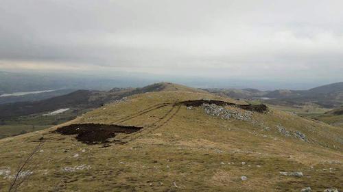 montagna morcone 2