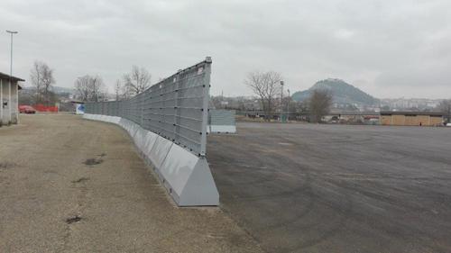 nuovo parcheggio stadio