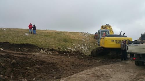 sequestrato cantiere eolico Valle del Tammaro
