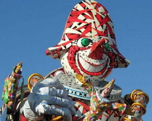 Termoli, carri di Carnevale anticipati al 17 febbraio
