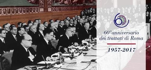 60mo anniversario dei Trattati di Roma
