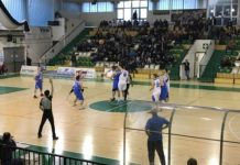 Malloni Basket Porto S. Elpidio-Al Discount Dynamic Venafro 73-75