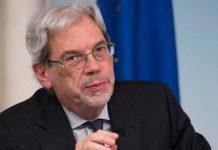 Ministro Claudio De Vincenti