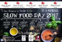 Slow Food Day 2017 Galdina