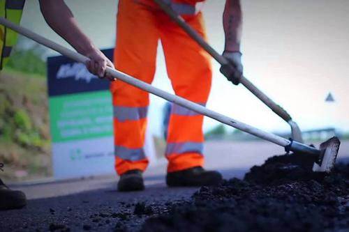 Termoli, manutenzione strade