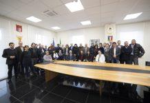 foto collettiva delegazione_ZeroCo2_MARZO_2017