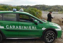 Foto controlli dei Carabinieri
