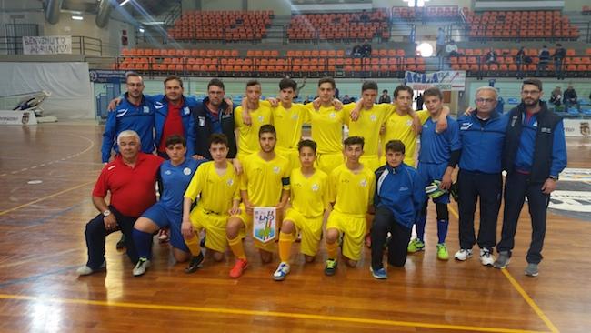 Calcio a 5, Torneo delle Regioni: i giovanissimi ai quarti di finale