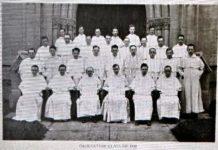 Padre Clemente ordinato sacerdote
