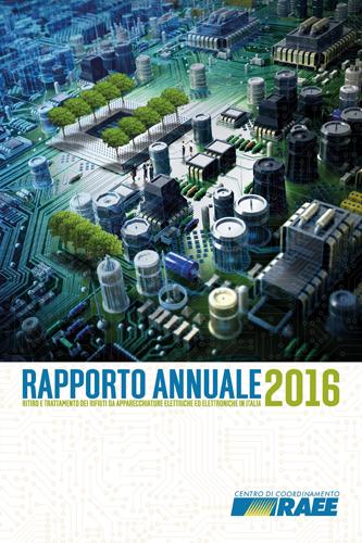 Rapport RAEE 2016
