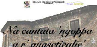 concerto lirico a Vastogiardi