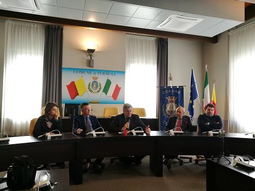 conferenza qualificazione Parco Termoli