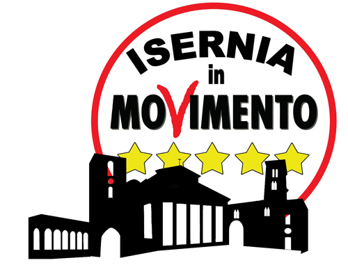 logo Isernia in movimento