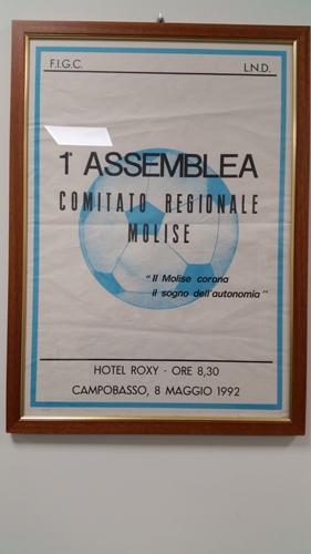 ASSEMBLEA COMITATO REGIONALE LND FIGC MOLISE